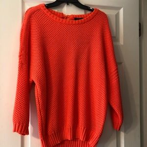 Ted Baker over sized Sweater